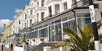 Seafront Hotel in Eastbourne, ideal for vacation or business