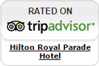 Guest review about the Hilton Royal Parade in Eastbourne East Sussex